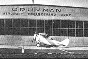 Grumman's Ascendancy