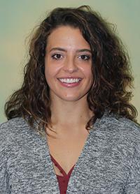 Stephanie Daniels, Fitness Center Attendant