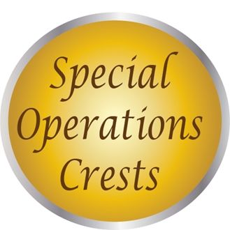 LP-3600 -  Plaques of  Crests for Air Force Special Operations Groups