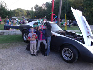 Car show aims to bring male role models and families together