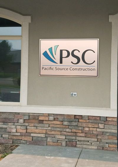 Pacific Source Construction