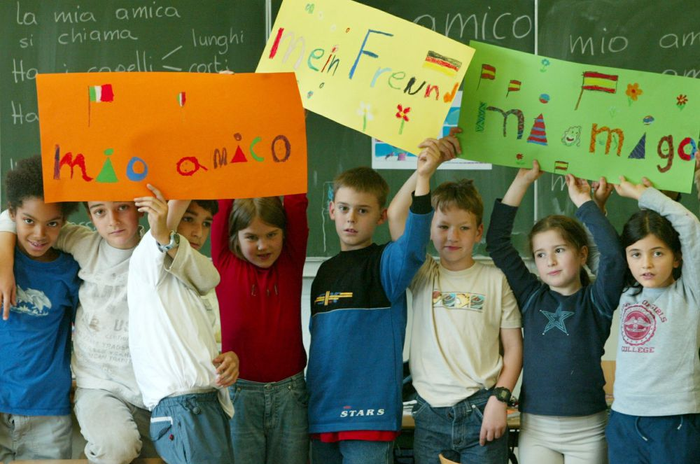 Multilingualism is an enrichment, not a deficit': raising bilingual kids in Germany