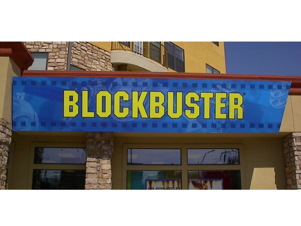 Blockbuster Video - Installation