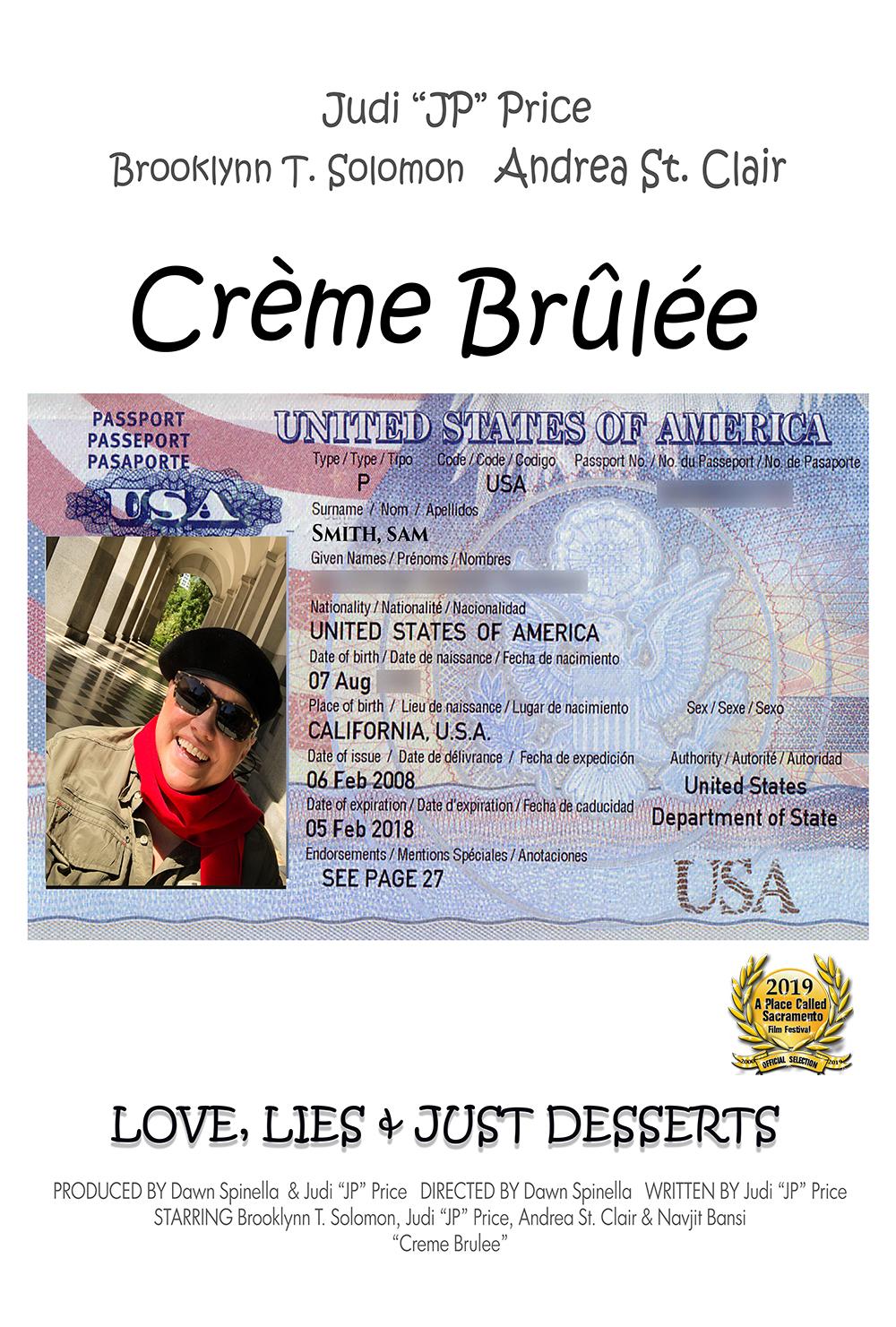 """""""Crème Brûlée"""""""