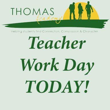 Teacher work day today