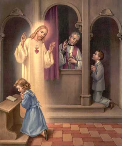 Parish Penance Service