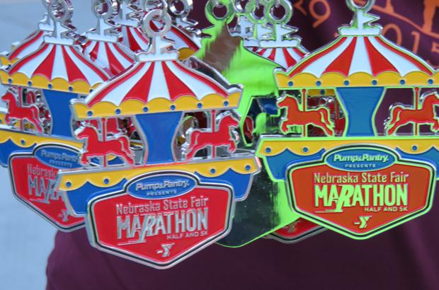 2017 Nebraska State Fair Marathon