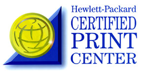 Hewlett Packard Certified Print Center