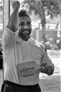 Spritz City Bistro / Chef Aldo Ramirez