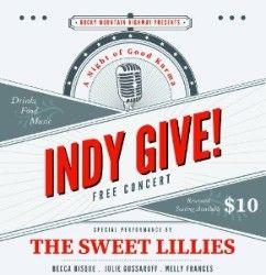 IndyGive! Concert