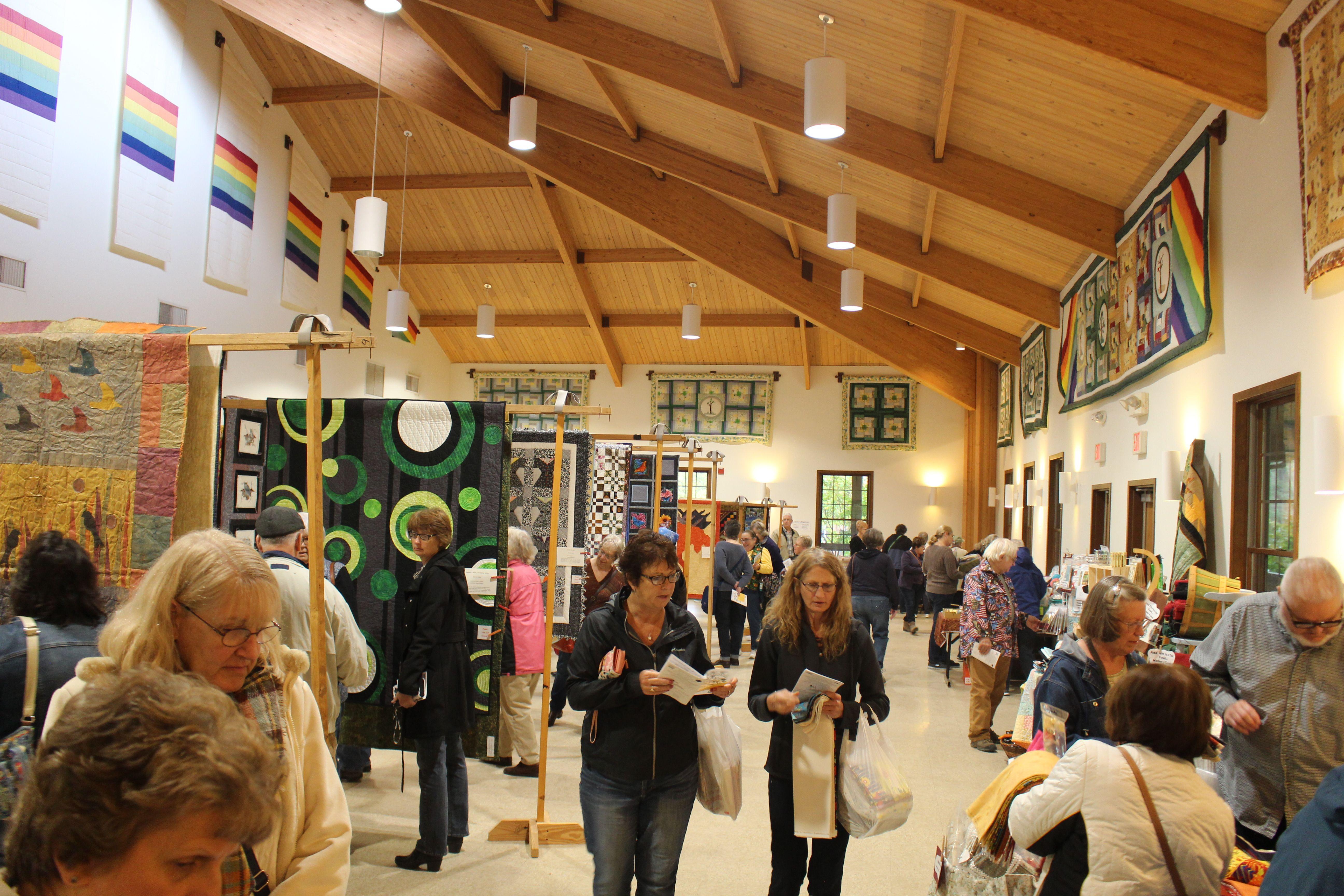 Woodland Quilt Show