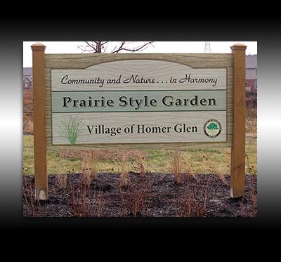 Homer Prairie Style Garden