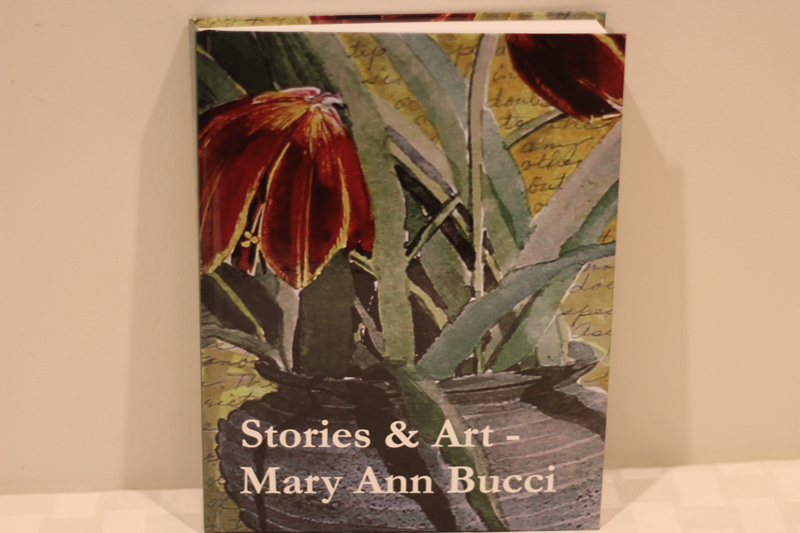 """Stories & Art"" - Donated by the author, Mary Ann Bucci"