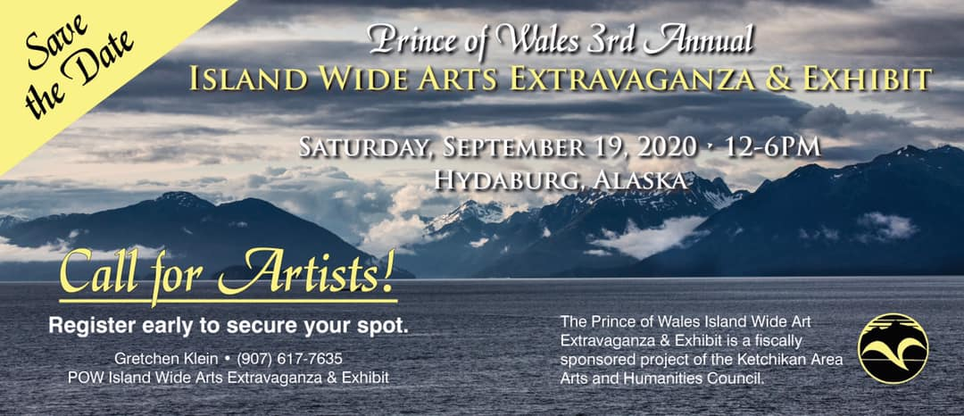 Prince of Whales 3rd Annual Island Wide Arts Extravaganza and Exhibit