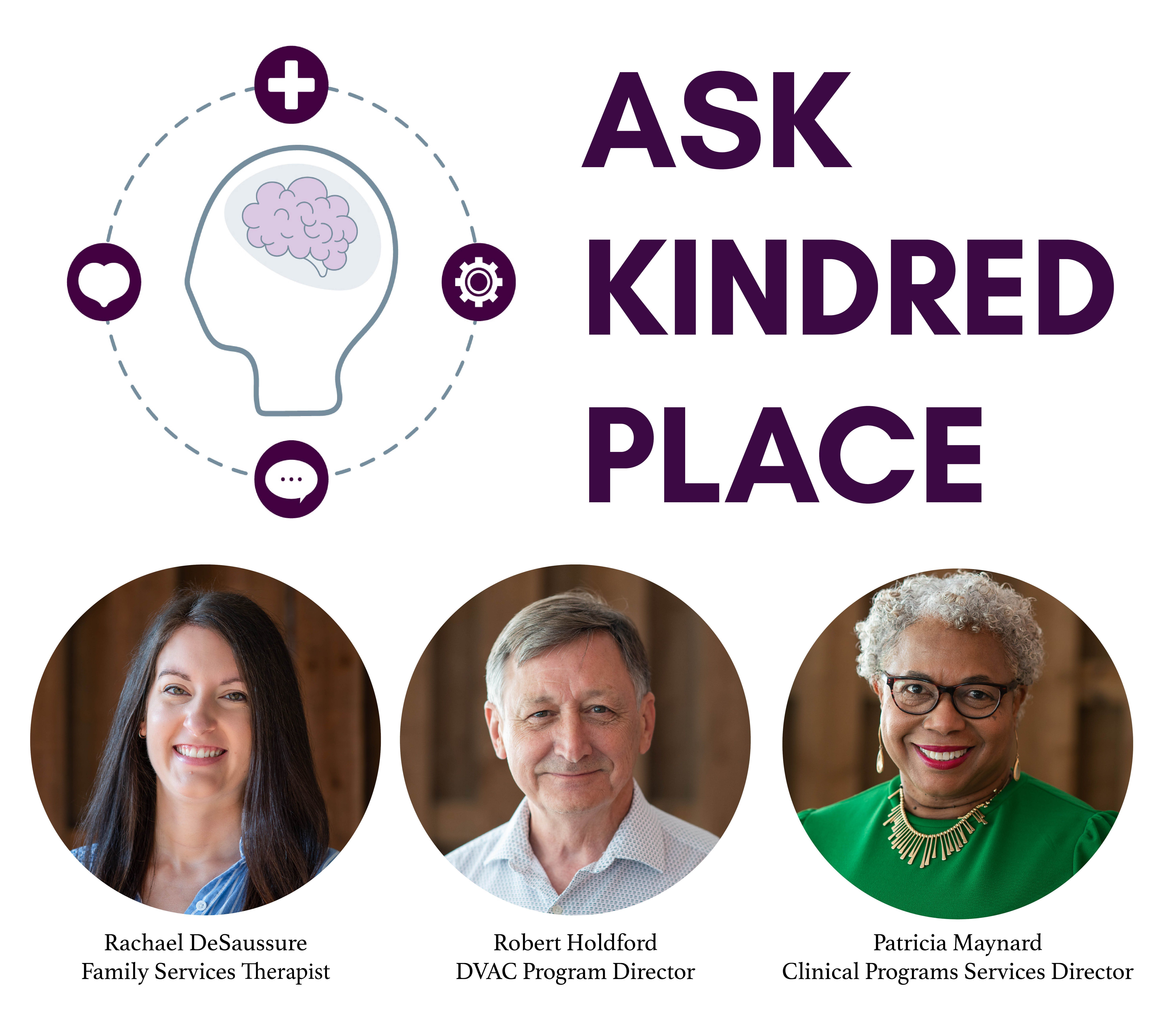 Ask Kindred Place - How can I cope with moving from an active life to a less active life? And how can my family members help?