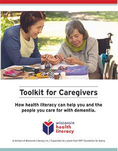 Download How Health Literacy Can Help You and the People You Care for with Dementia workbook
