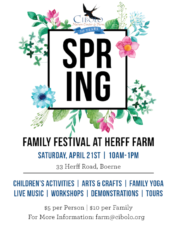 FARM: Spring Family Festival