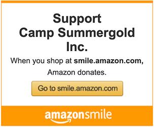 Support Camp Summergold Inc using AmazonSmile