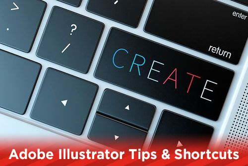 Adobe Illustrator Tips & Shortcuts