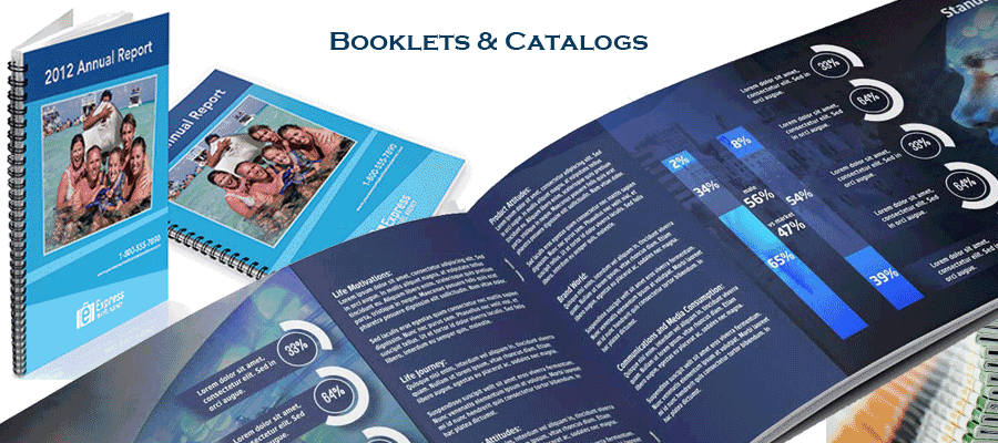 Booklets & Catalogs