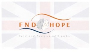Click image to donate to FND Hope UK
