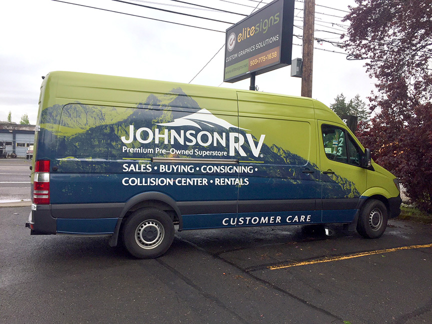 JOHNSON RV