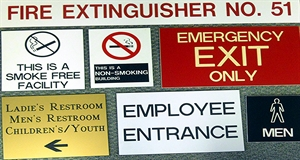 Industrial Label Plates
