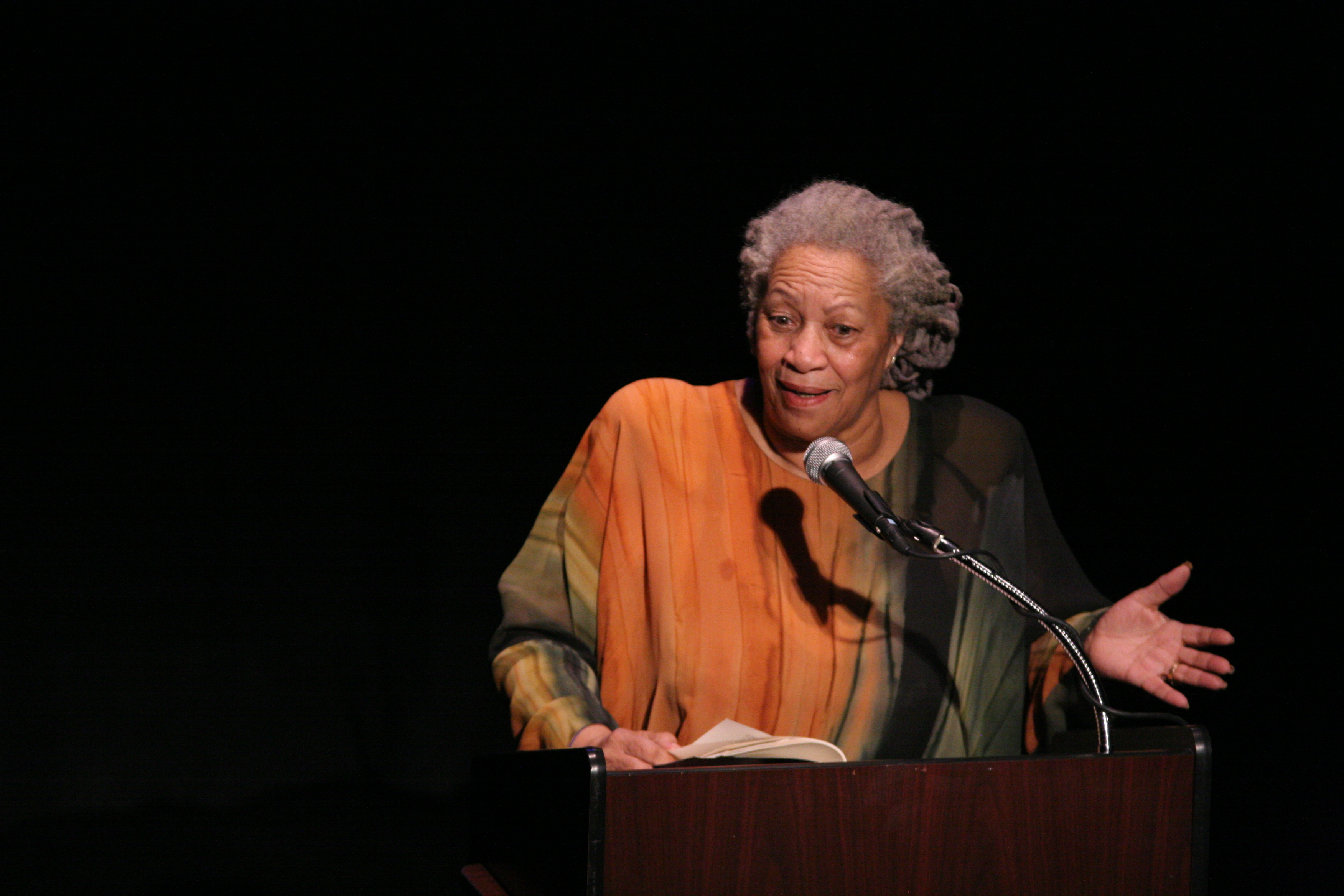 Race, Women, and Memory, as told by Toni Morrison