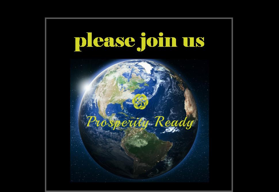 Prosperity Ready Friend Raiser