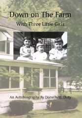 Down on the Farm With Three Little Girls