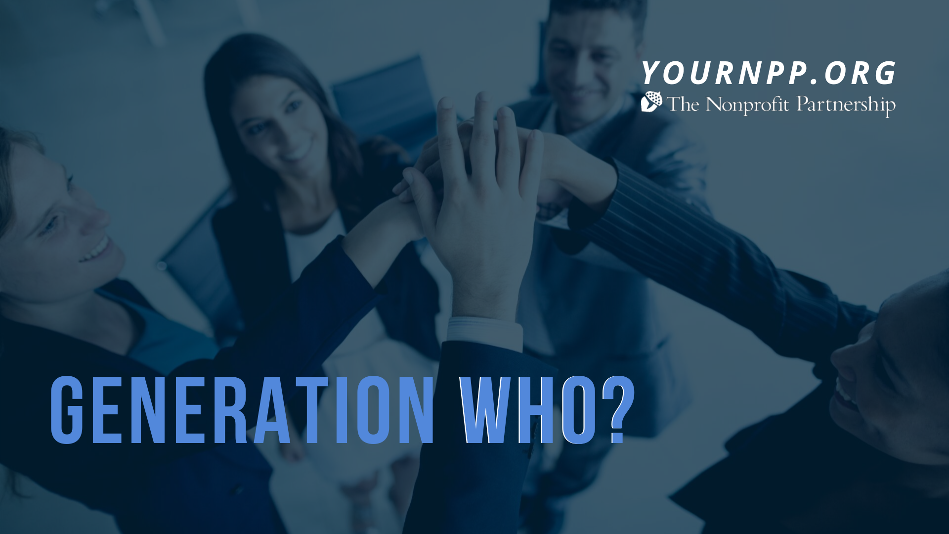 Generation Who?