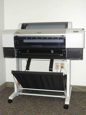 Epson Stylus Pro 7800 Color Proofer