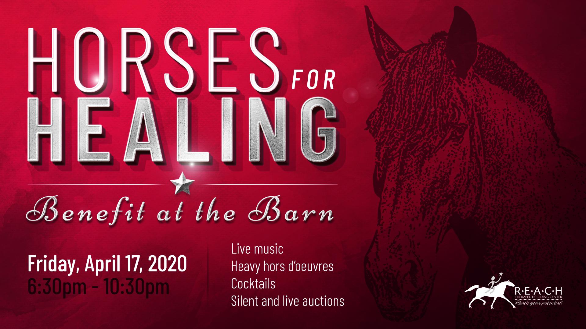 2020 Horses for Healing Dinner