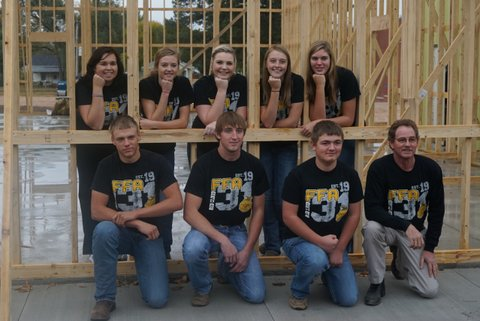 "Red Cloud FFA Strengthens Ag Education through ""I Believe"" Funds"