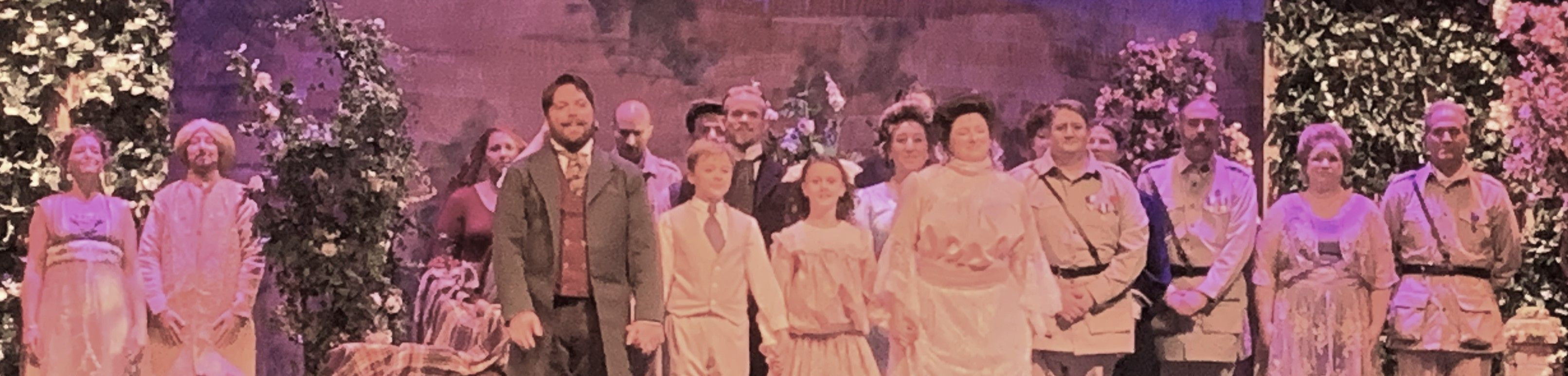 """""""The Secret Garden"""" - A First City Players Production"""