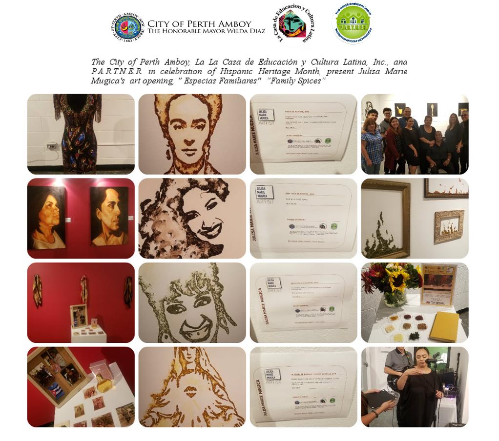 Especias Familiares Art Exhibition-September 2018