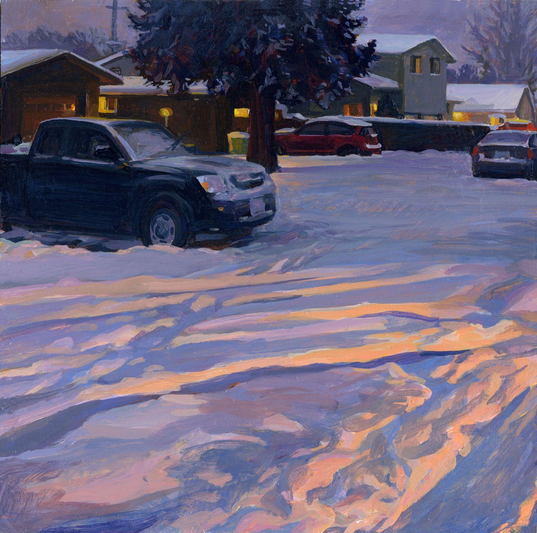 Snow Path 3