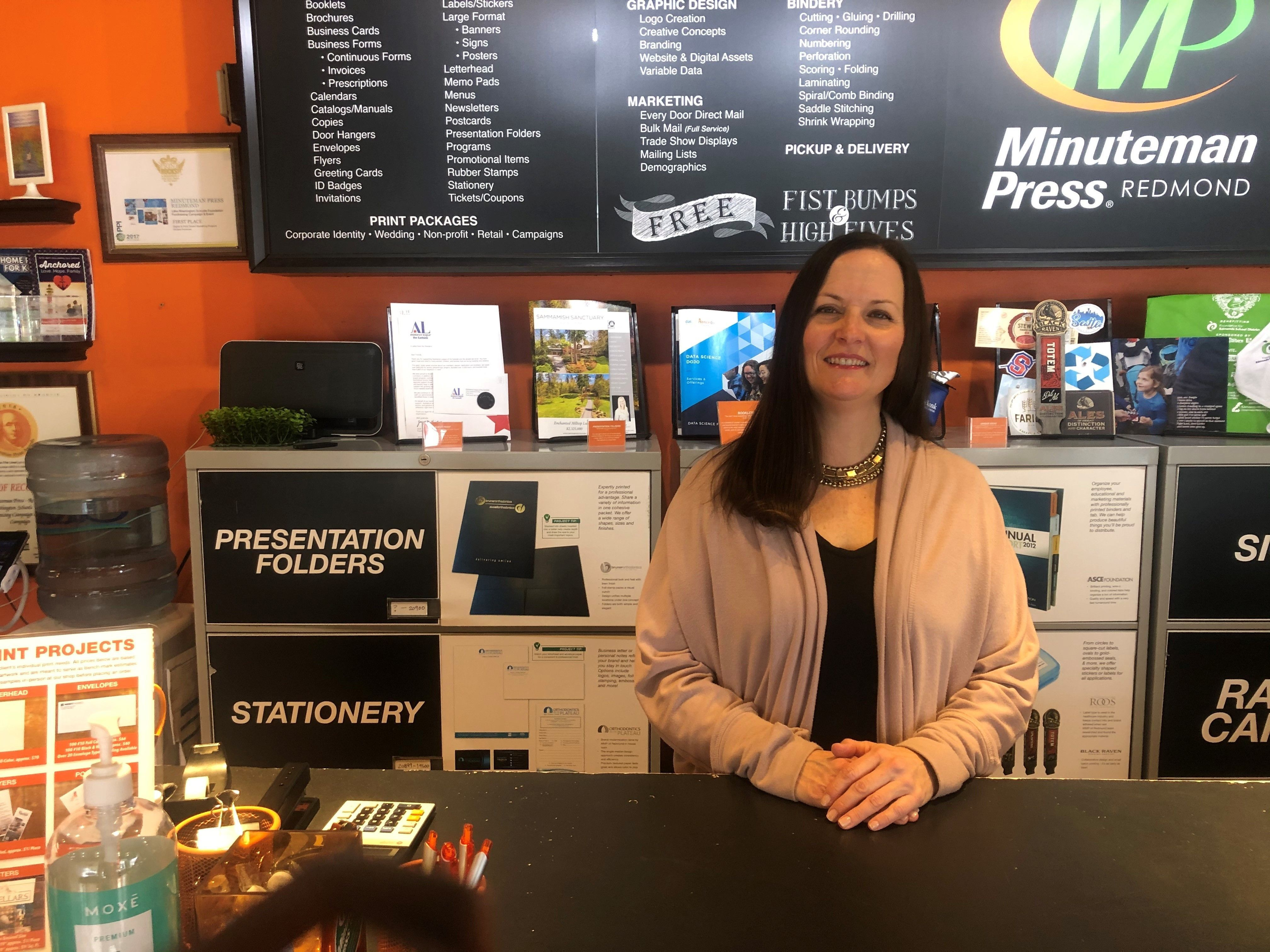Alisa McMullen, Owner and Chief Marketing Officer