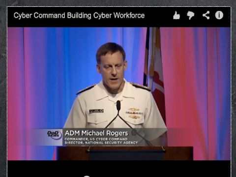 Cyber Command Builds Cyber Workforce