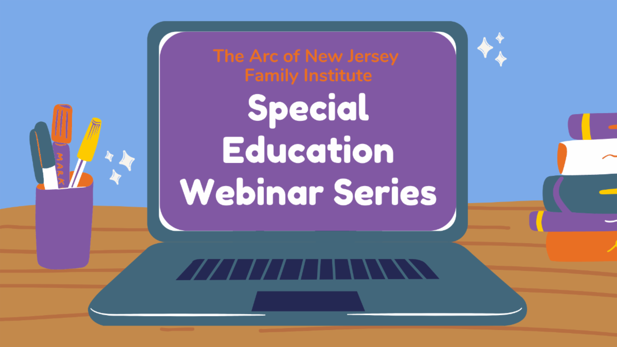 Special Education Webinar Series