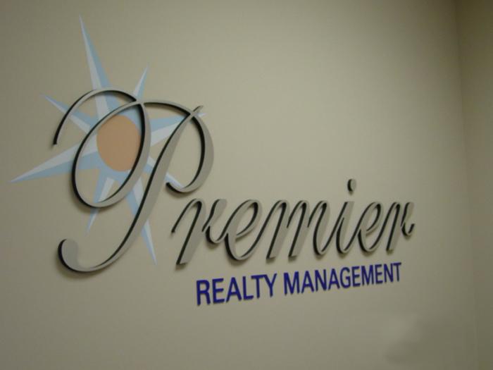 Premier Storefront Sign