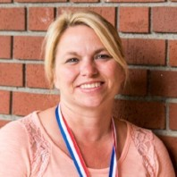 Angie Witt, Parent to Parent Coordinator