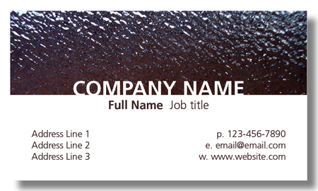 Model #005: Kwik Kopy Design and Print Centre Halifax Business Cards