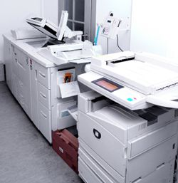 Xerox DocuColor 242 Digital Color Printer