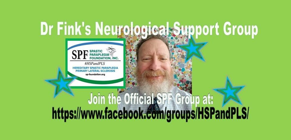 Neurologic Disorders Support Group (Times below are EST)