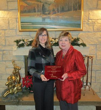 Jodie Nolan Named 2016 J. Robert Sandberg Award Winner