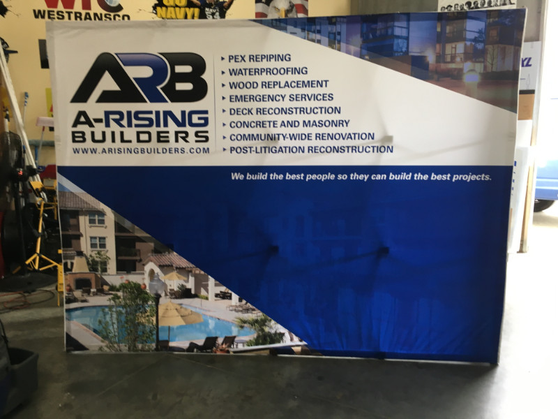 Expandable Trade Show Display