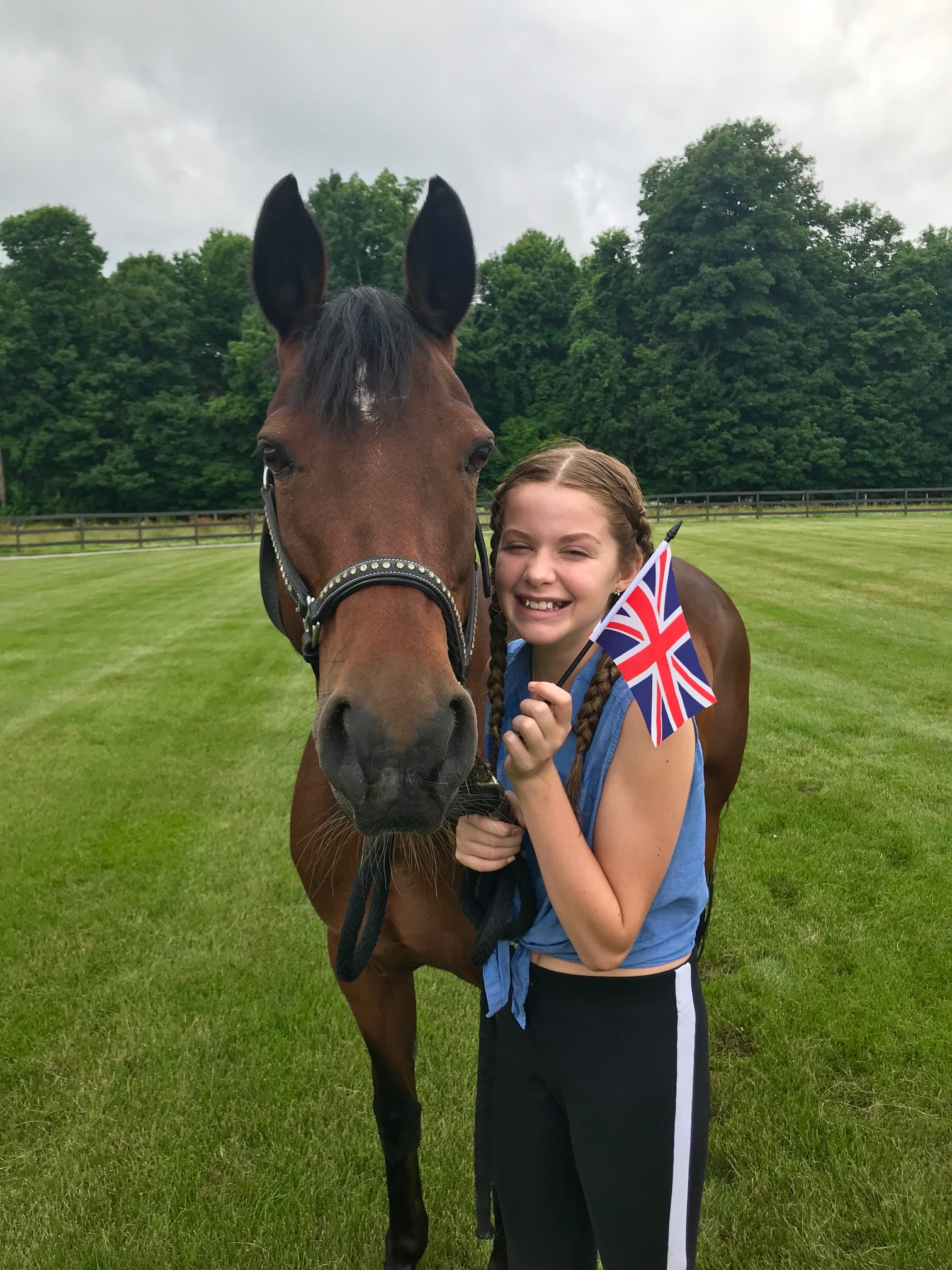 TDF's Michael Poulin Fund Awards Grant to Dressage4Kids Inc.