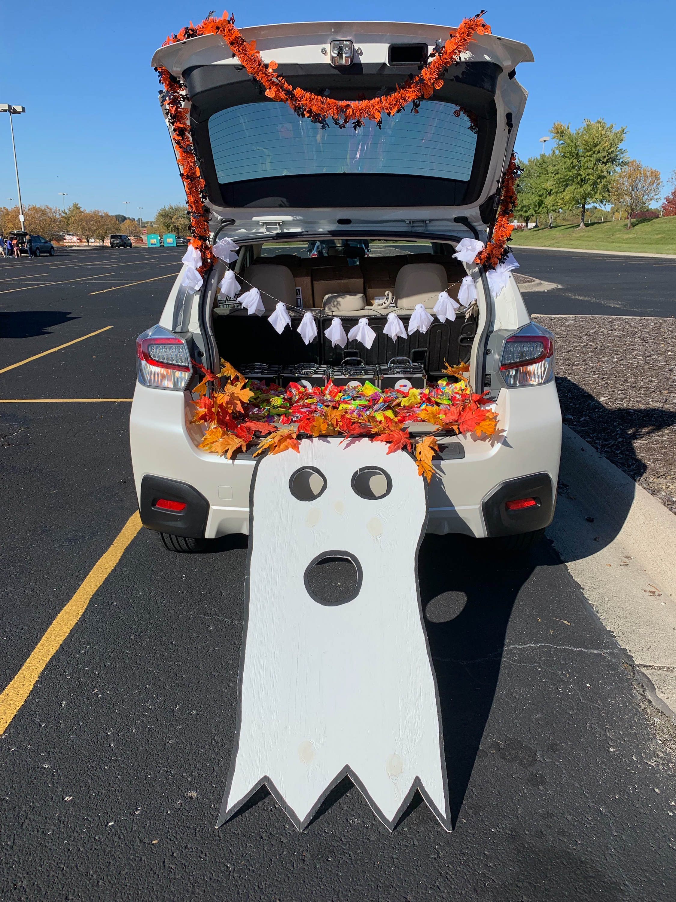 Trunk or Treat with Butler-Gast YMCA