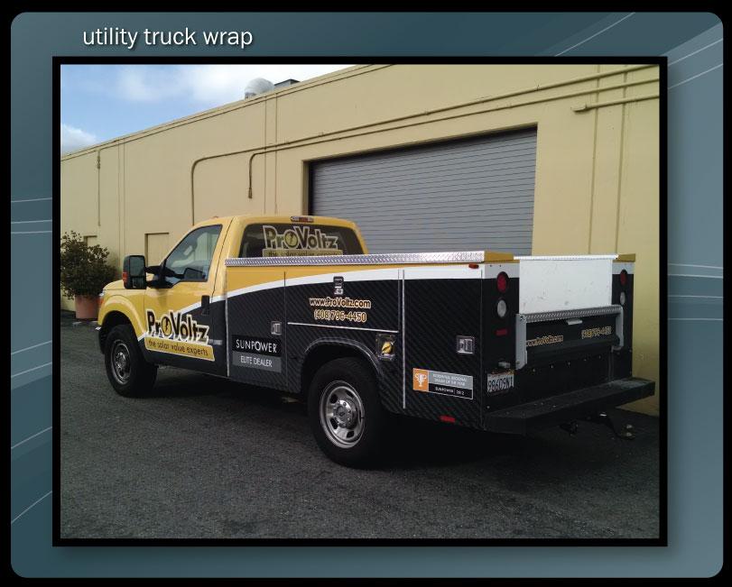 Mission City Signs San Jose Ca Vehicle Wraps Trucks